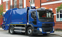 Green light for gassed-up Volvo