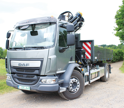 18-tonne LF is a big hit with UK distribution fleets