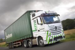 Actros is Mallinson champ