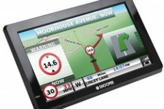 Snooper sat nav upgrade