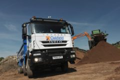 Trakker tippers are off-road stars