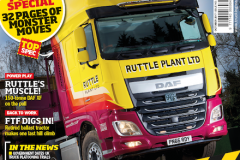Inside our Heavy Haulage Special Issue! (Oct 2017)