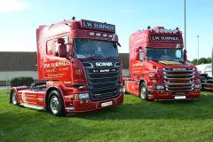 Wessex Truck Show 2017 picture gallery
