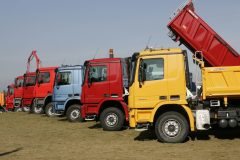 Cleaner trucks to cost less in new HGV Levy rules