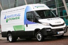 Driver licensing regs relaxed for alt-fuelled vans