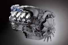 Scania restarts V8 production and sales