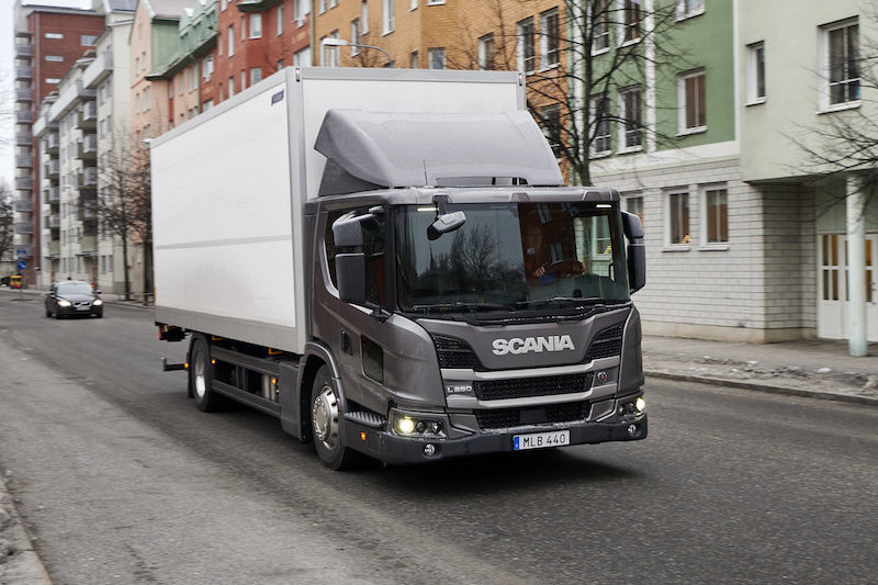 Scania P & L series review