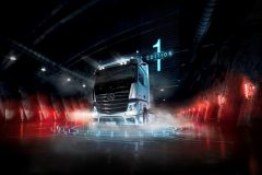 Merc reveals Actros Edition 1