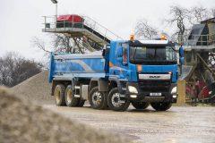 Road Test: DAF CF FAD 8×4 (HVO)
