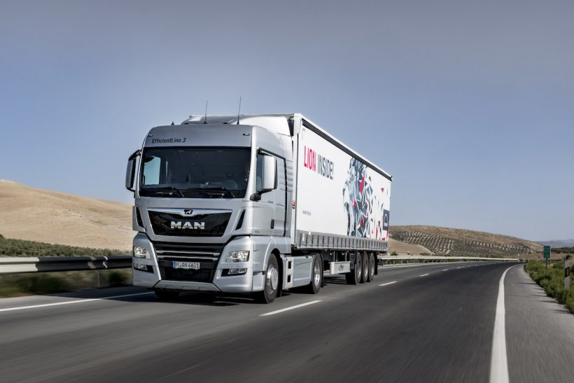 Road Test: MAN TGX 18 460 / TGM 18 320 | Trucking