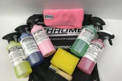 Win a Chrome Northwest Interior Cleaning Kit!