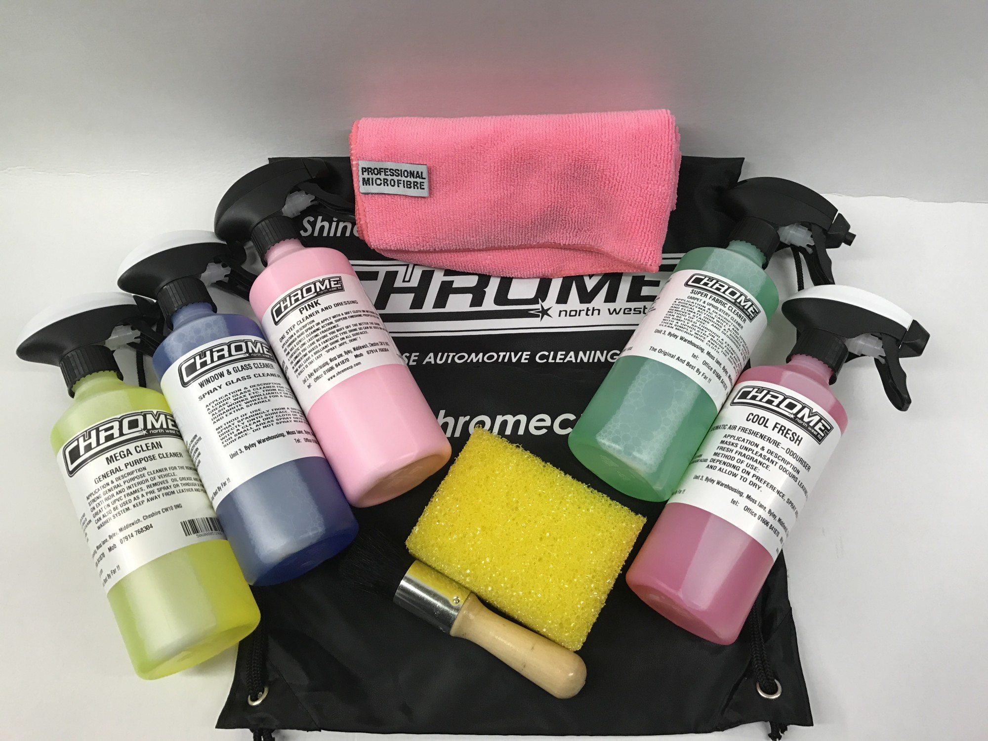 Win a Chrome Northwest Interior Cleaning Kit! | Trucking
