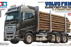 (CLOSED) Win a Tamiya radio-controlled Volvo FH16-750 timber truck!