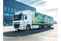 Dutch supermarket chain begins electric and hybrid delivery trials