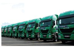 Jost takes Iveco Stralis NP as part of LNG fleet conversion