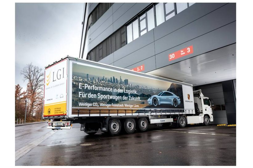 MAN delivers first revenue-earning electric truck in Germany