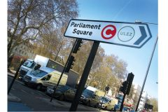Hauliers hit out at 'huge cost' of ULEZ scheme