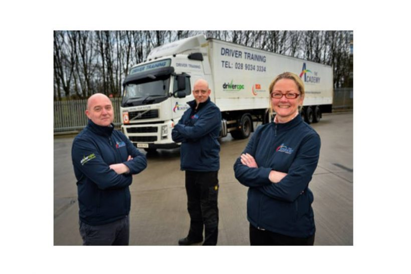 Northern Ireland LGV driver training boost