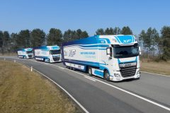 UK platooning trial gears up with data-crunching tech