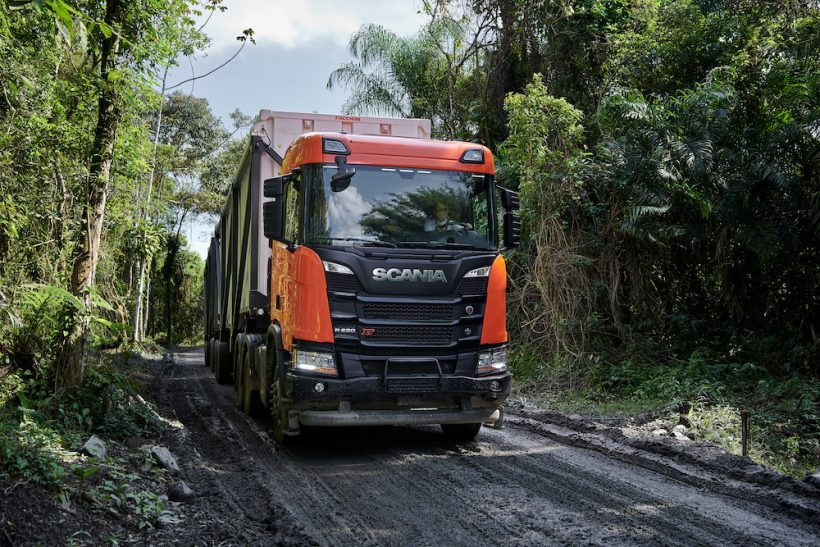 Scania commits to tougher decarbonisation target