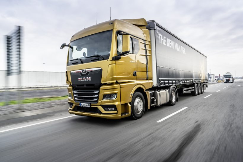 Road Test: MAN New TGX