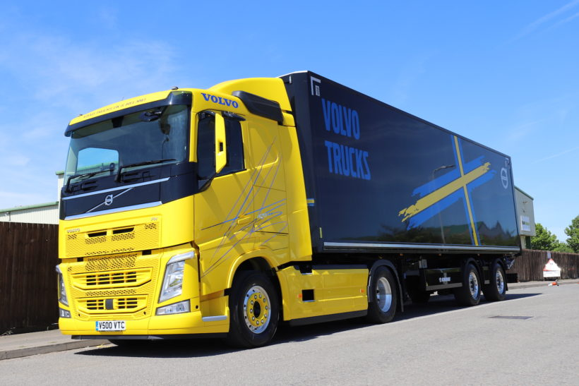 Road Test: Volvo FH13-420 4×2