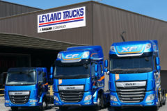DAF pledges temporary Brexit price freeze