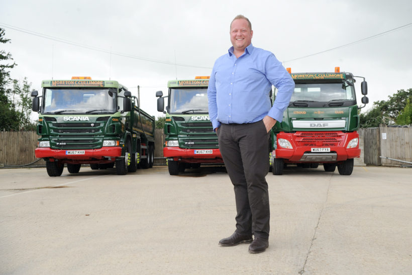 Hauliers urged to support petition for better driver facilities