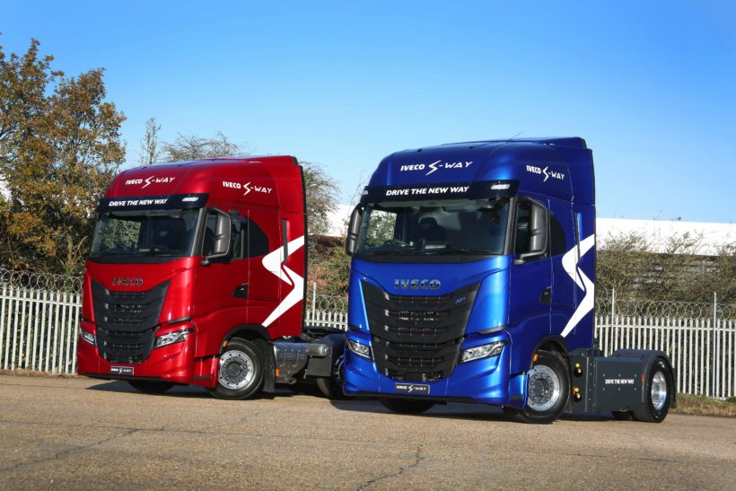 Flagship model shows the Way forward for Iveco