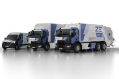 Electric expansion for Renault Trucks range
