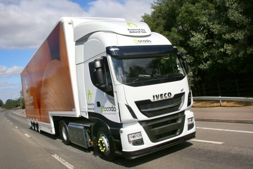 CNH Industrial and FAW hold talks over Iveco's future