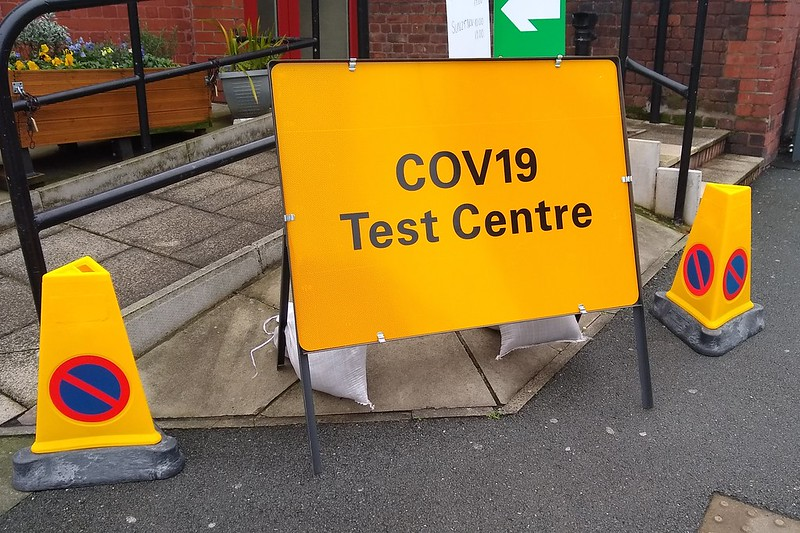 Drivers to take COVID tests on entry to UK under new rules
