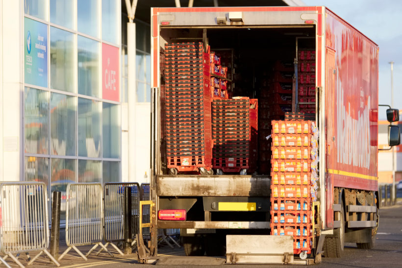 Report assesses pandemic's impact on the haulage industry