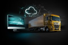 Over-the-air software upgrades for MAN trucks