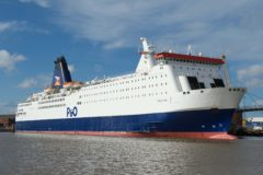 Drivers given boost to health and wellbeing by P&O Ferries