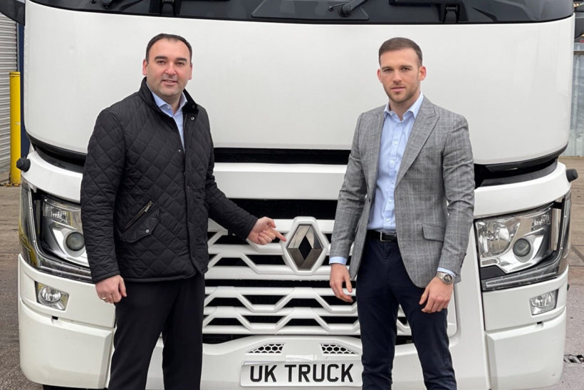 New Hertfordshire service point for Renault Truck Commercials