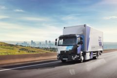 Electric variant of every Renault Trucks model in two years