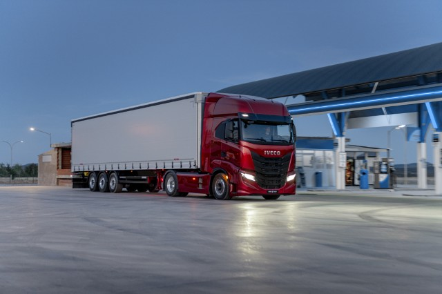 Iveco offers over the air update feature to digital services