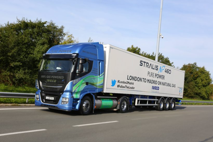 Road test: IVECO STRALIS NP460 4×2