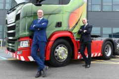 Stobart Energy signs up with Bridgestone for tyres