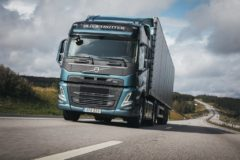 Design quality of Volvo's FM helps win Red Dot Award