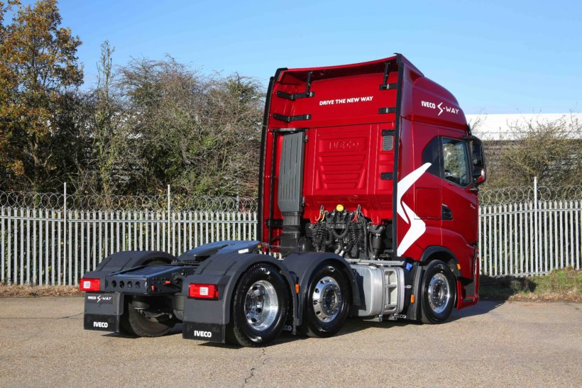 ROAD TEST: IVECO S-WAY IN THE UK