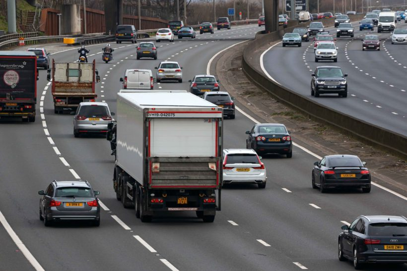Plans to decarbonise truck transport by 2050 announced