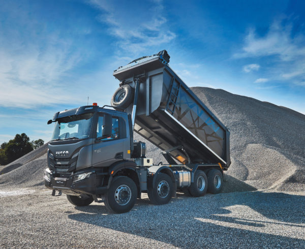 Iveco launches T-WAY off-roader