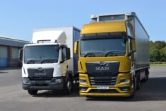 ROAD TEST: MAN TGM and TGX