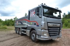 ROAD TEST: DAF XF480 FAW TRIDEM