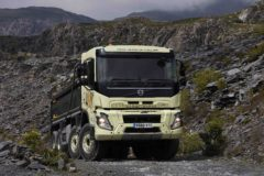 ROAD TEST: VOLVO NEW FMX 8×4 RIGID