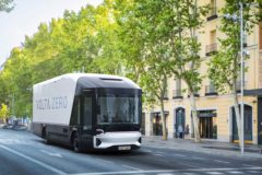Road-to-zero emissions strategy unveiled by Volta Trucks