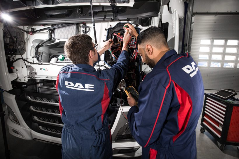 Funding for apprentices 'step towards resolving driver shortage'