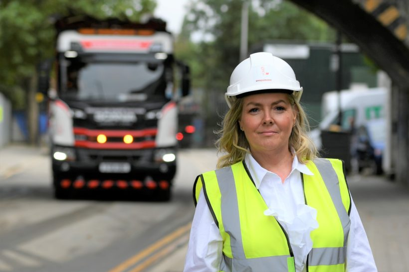 Gold accreditation celebrations for FORS early adopters